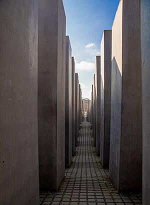 Wijken Berlijn: Mitte, Holocaust Monument