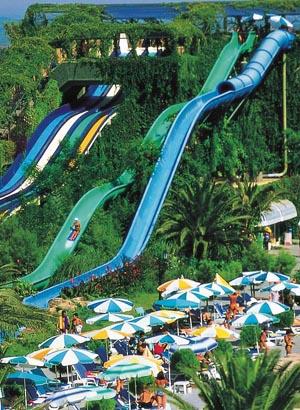 Aquapark Turkije