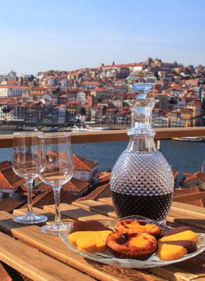 Doen in Porto, Port drinken