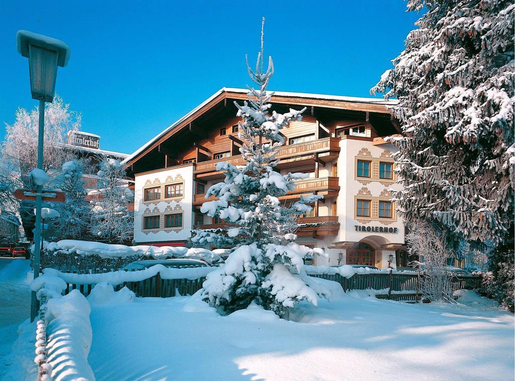 Salzburgerland, Hotel Tirolerhof