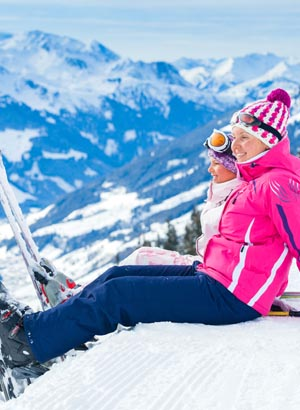 Wintersport Oostenrijk, Salzburgerland