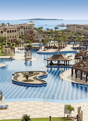 All inclusive Egypte