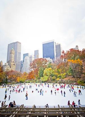 Vrije dagen kerst; New York
