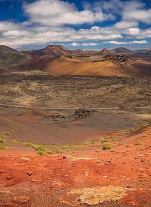 Doen op Lanzarote: Nationaal Park Timanfaya