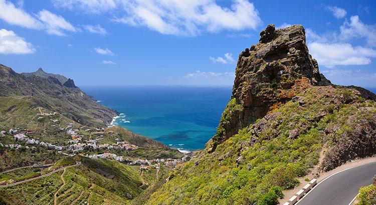 Mooiste natuur Tenerife