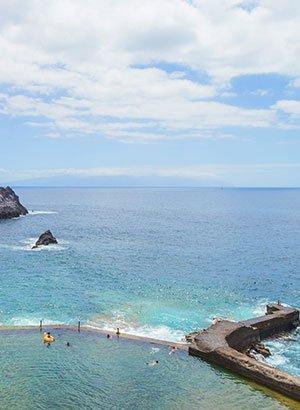 Mooiste natuur Tenerife: natuurzwembaden