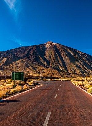 Mooiste natuur Tenerife: El Teide