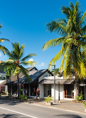 Grand Baie, Noord-Mauritius