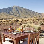Natuur Tenerife: Parador de Las Canadas de Teide