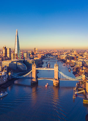 Populaire steden: Londen