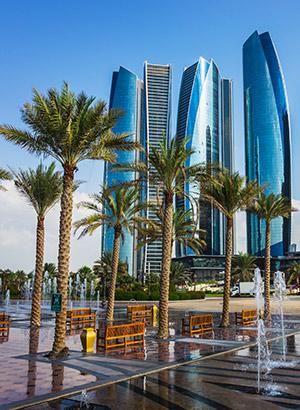 Verenigde Arabische Emiraten: Abu Dhabi