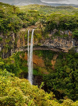 Waterfall Chamarel, Mauritius: combineer het met een bezoek aan The Seven Coloured Earth