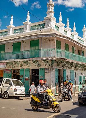 Zuiden Mauritius: Port Louis