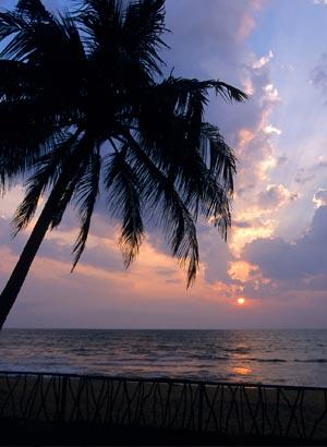 Badplaatsen Sri Lanka - Kalutara