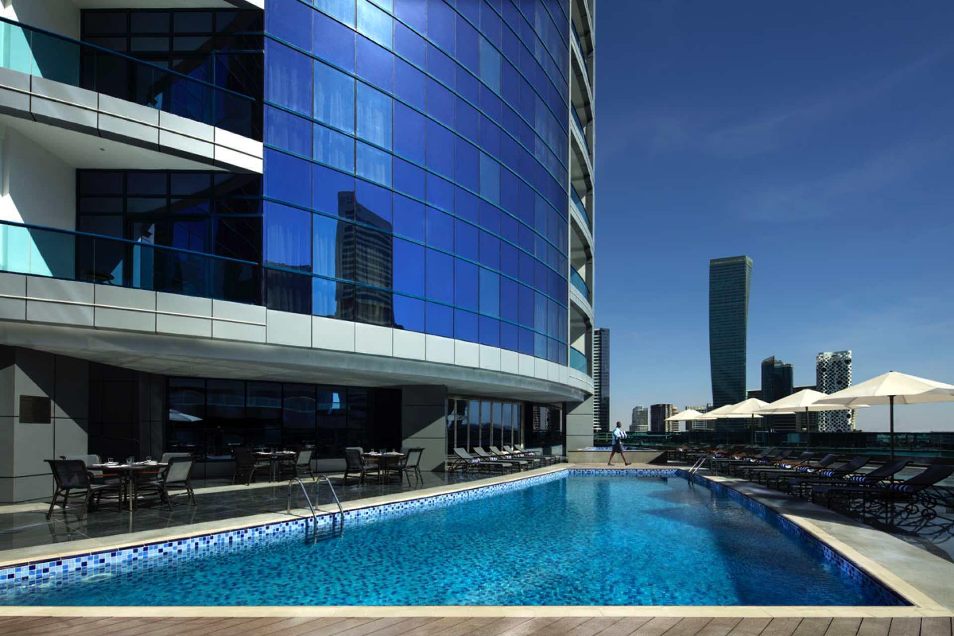 Populaire stedentripbestemmingen: Radisson Blu Hotel Dubai Waterfront