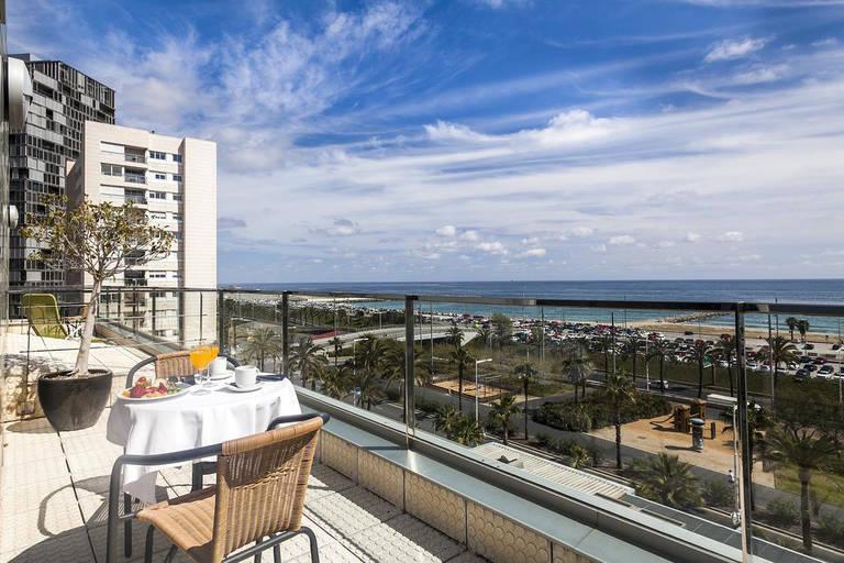 Populaire stedentripbestemmingen: Hotel Front Maritim