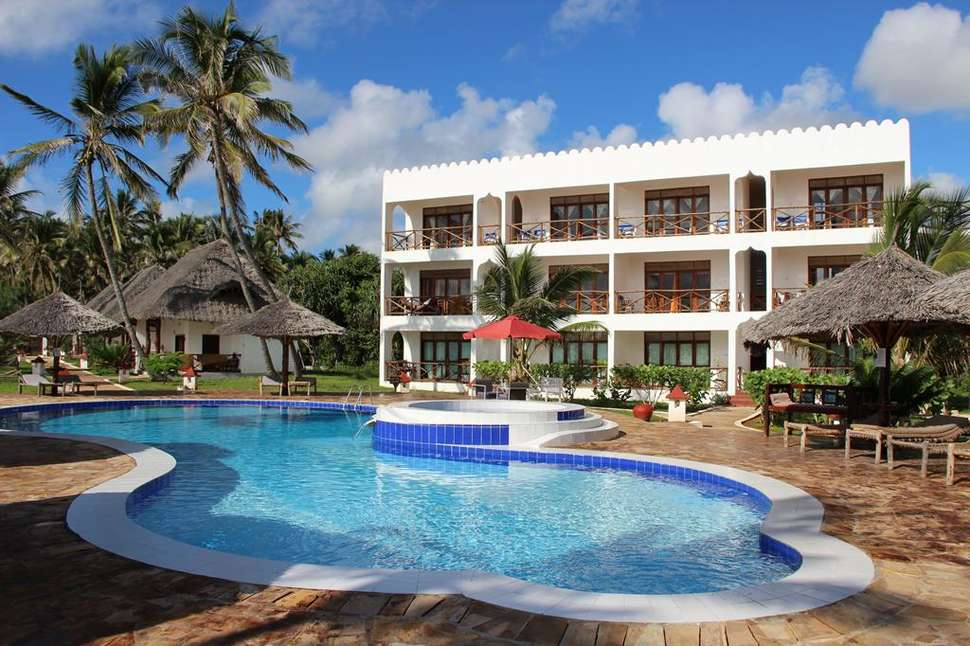 Zon januari, Reef & Beach Resort