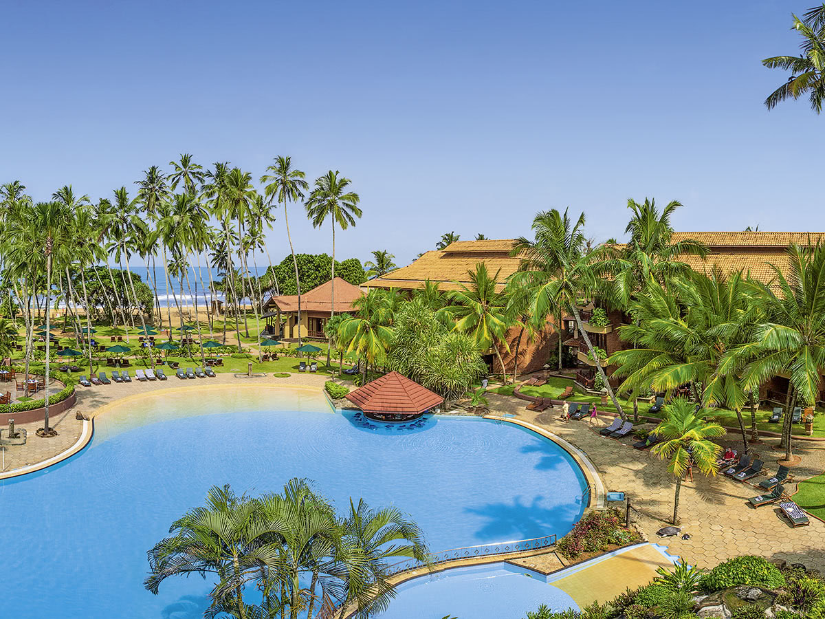 Royal Palms Beach Resort, Kalutara