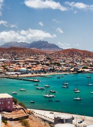 Badplaatsen Kaapverdië - Mindelo
