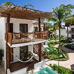 Leukste badplaatsen Mexico: HM Villas Papalas del Mar, Isla Holbox (Mexico)