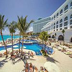 Leukste badplaatsen Mexico: Cancún, Hotel Riu Cancun