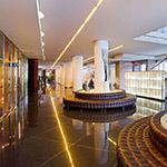 Stadsdelen en wijken Valencia: Hotel SH Valencia Palace