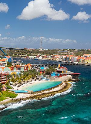 Leukste badplaatsen Curaçao: Willemstad