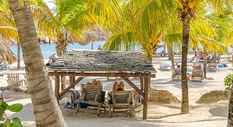 Leukste badplaatsen Curaçao