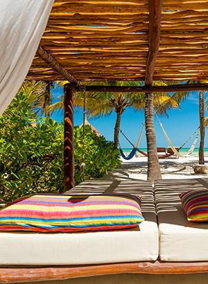 Leukste badplaatsen Mexico: Isla Holbox