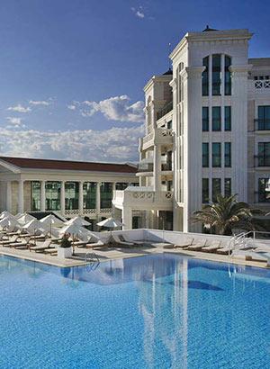 Leukste hotels Valencia: Las Arenas Balneario Resort