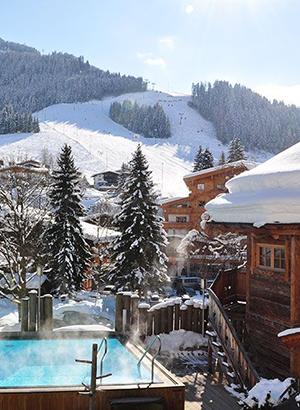 Luxe wintersport Oostenrijk