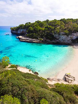 Mallorca met kinderen: stranden