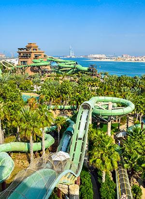 Niet te missen, favorieten Dubai: waterparken