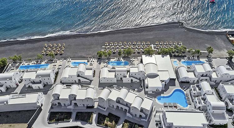 Nieuwe hotels Griekenland