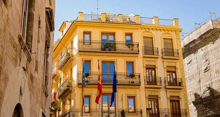 Stadsdelen & wijken Valencia