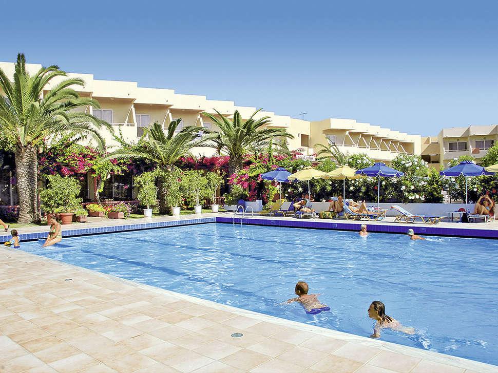 Leukste badplaatsen Rhodos, Hotel Relax