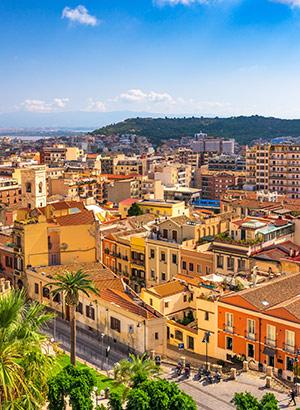 Bijzondere vakantiebestemmingen: Cagliari