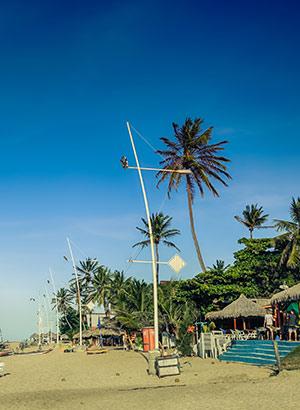 Bijzondere vakantiebestemmingen: Cumbuco, Brazilië