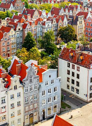 Bijzondere vakantiebestemmingen: Gdansk