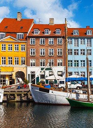 Bijzondere vakantiebestemmingen Kopenhagen