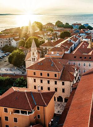 Bijzondere vakantiebestemmingen: Zadar