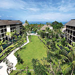 Mooiste badplaatsen Bali: Kuta, The Anvaya Beach Resort Bali
