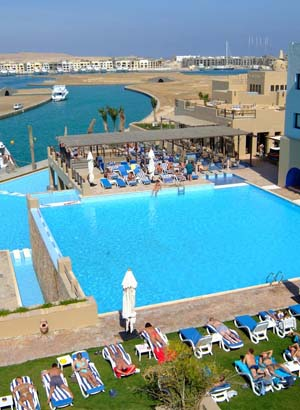 Kindvriendelijke hotels: Marina Lodge