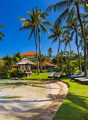 Mooiste badplaatsen Bali: Nusa Dua