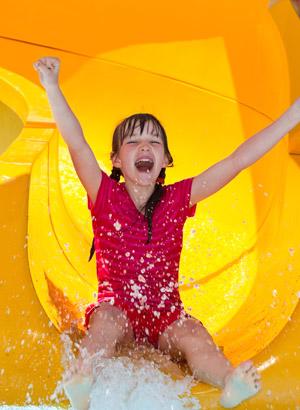 Chersonissos met kinderen, waterpark