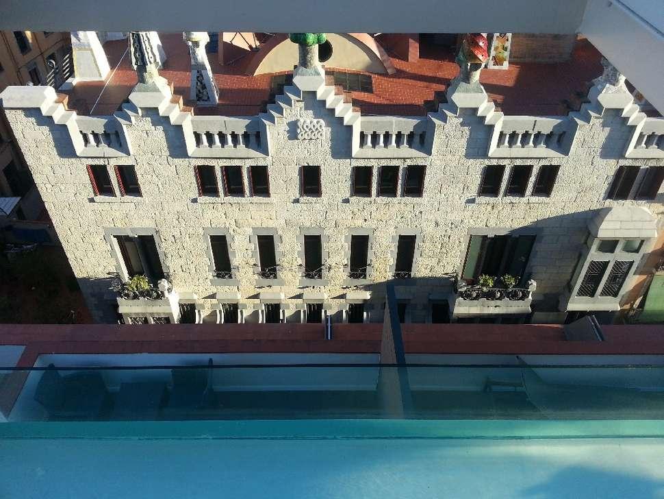 Barcelona met kinderen, Hotel Gaudi