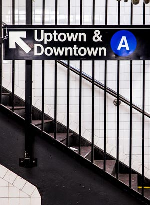 Vervoer New York, metro