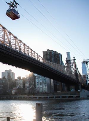 Vervoer New York, Roosevelt Island Tramway