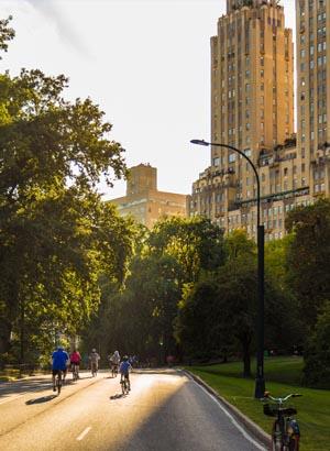 Vervoer New York, fietsen