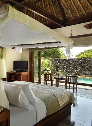 Hotels met privé zwembad: Alila Ubud